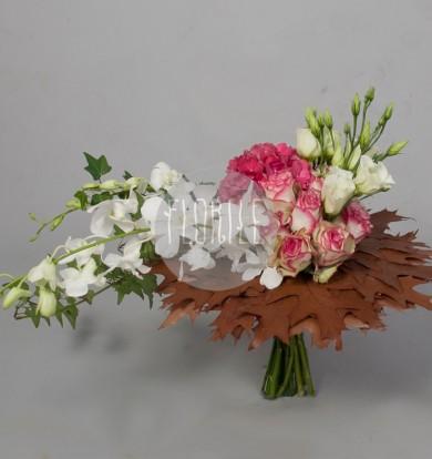 Hortensie & orhidee