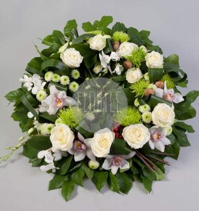 Coroană funerară