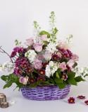 cos cu flori1
