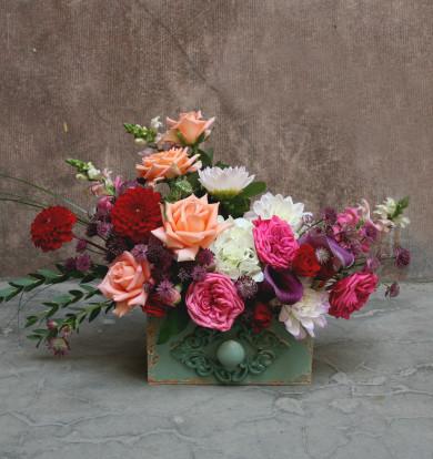 Sertarul cu flori